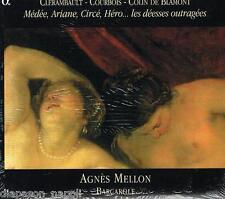 Clerambault, Courbois: Médée, Arianne, Circé, Héro... / Mellon, Barcarole - CD