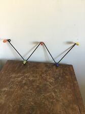 Vintage French Atomic Clothes Hanger 20th Century Coat Rack