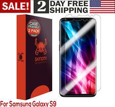 For Samsung Galaxy S9 Self Healing Screen Film Protector Anti Yellow HD 2 Pack