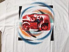 Harley Davidson Buell Blast white Shirt Nwt Men's XXL