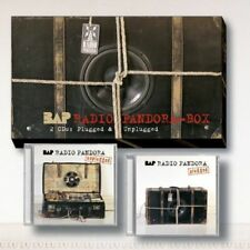 Bap - Radio Pandora Box - Rare Limited Numbered Edition Box mit 2 CD's