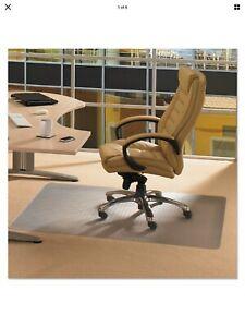 Floortex Advantagemat PVC Chair Mat for Low Pile Carpet, 36 x 48 (FLRPF119225EV)