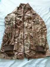 Used British Army Issue MTP Multicam Camo Para Smock Jacket 180/112 * Tailored