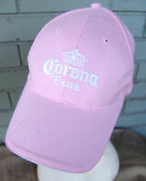 Corona Extra Beer Pink One Size Adult Baseball Cap Hat