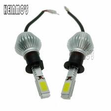 Pair H1 LED Conversion Bulb Beam Kit Car Headlight Fog lamps 60W 5600LM White