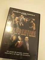 Dvd   the florentine (un bar de copas y amigos )de francis ford coppola