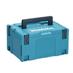 Makita MAKPAC Größe 3 ohne Boden- und Deckelpolster 821551-8 Koffer Box leer