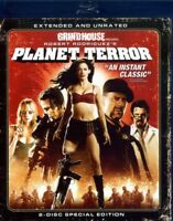 Planet Terror [New Blu-ray] Dubbed, Subtitled, Widescreen