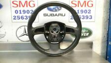 AUDI A3 8P MK2 LEATHER STEERING WHEEL 8P0124A 8R0419091F
