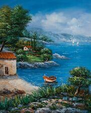 B. Strarfel - Paysage Marin.