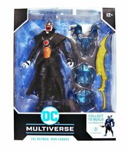 BATMAN WHO LAUGHS McFarlane Toys DC Multiverse Wave 2 Hawkman Action Figure NEW