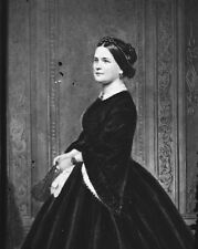New 8x10 Photo: First Lady Mary Todd Lincoln, Wife of Abraham Lincoln