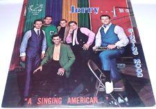 JERRY GOFF...JERRY, IN A SINGING MOOD Gospel LP 22J