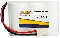 AUDIOLINE BATTERY CDL1A CDL100 CDL110 CDL310 CDL450 CDL500+NEW