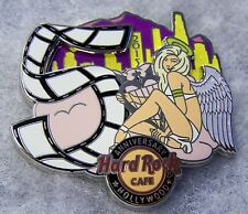 HARD ROCK CAFE HOLLYWOOD BLVD 3D 5TH ANNIVERSARY SEXY ANGEL GIRL PIN # 84700