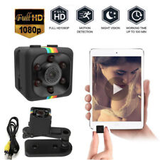 Mini HD 1080P Hidden SPY Camera Sport Detection Video Recorder Cam Night Vision