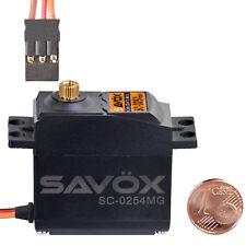 Digital Standard Servo SC-0254MG SAVÖX 80101005 810205