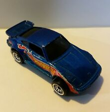 Hot Wheels Porsche 930 Sports Car - Mattel 1989 - Thailand