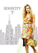 Sex and the City: The Complete Second Season (DVD, 2014, 3-Disc Set)