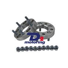 2PCS Wheel Spacers 5x114.3 7/16 25mm 70mm=CB 5Studs AU SELLER