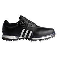 Adidas 2018 Tour 360 EQT BOA Mens Golf Shoes F33621 - Black/White