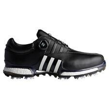 Adidas 2018 Tour 360 EQT Boa Hombres Zapatos De Golf F33621-Negro/Blanco