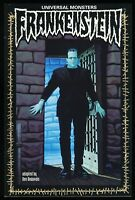 Frankenstein Universal Studios Monsters Trade Paperback TPB 1931 Horror Movie