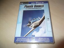 PHOENIX BONANZA ~ Microsoft Flight Simulator 2000 ADD-ON NEW SEALED