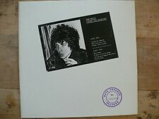 Bob Dylan - Inside the Museums LP, Bootleg NM Studio Outtakes