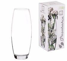 Pasabahce Transparent Glass Vase Flora 26 Cm Vases Flowers and Plants