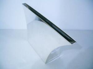 "Lino Sabattini Italy Silver Plated Sculpture 14"" Vase 1960's"