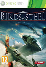Birds Of Steel XBOX 360 Video Juego Original Perfecto estado UK release