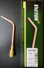 Victor 0323-0072 Acetylene/Hydrogen Welding Nozzle 1pc 100 Series Torch Handles