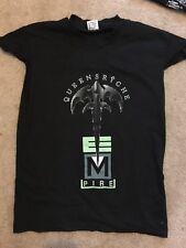 Rare Vintage & Original Queensryche World Tour Shirt 1991 Building Empires