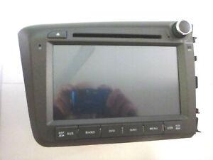 HONDA CIVIC 2013 - Factory Fit Upgrade - Navigation - Multimedia - Rear Camera