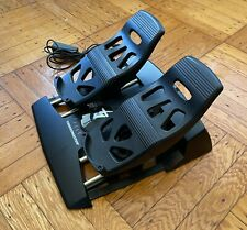 Thrustmaster TFRP T.Flight Rudder Pedals - Used GREAT SHAPE