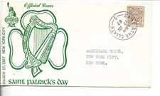 1967-Event Cover-Ireland-St. Patrick'S Day-New York