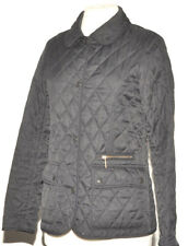 Exquise Barbour Women's Daphne Quilt quilted jacket UK 8 black