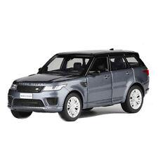 1:36 Range Rover Sport SUV Model Car Diecast Toy Vehicle Pull Back Blue Kid Gift