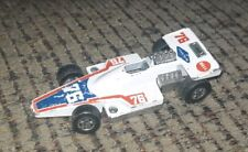 1975 Mattel Hot Wheels Redline Formula 5000 Indy Racer No. 76 Hong Kong