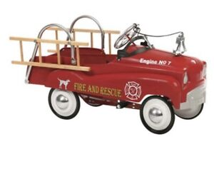 In Step Pedal Fire Engine