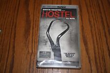 Hostel Quentin Tarantino Unrated PSP UMD NEW