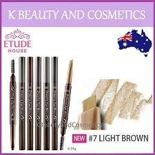 [Etude House] Drawing Eye Brow (#7 LIGHT BROWN) eyebrow pencil *NEW 2017!*