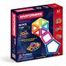 Magformers 62 PCS Set Magnetische Konstruktion und Gebäude-Spielzeug