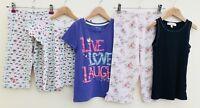 Girls Bundle Clothes 6-7 Gap Indigo Okaidi Pyjama <D4458z