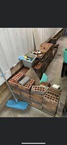 Unused Bricks in good condition