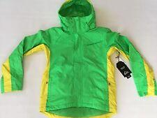 $180 Quiksilver Men's Green Snow 10K Jacket Ski Snowboard Insulation Size XL