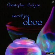 Christopher Redgate, hautbois Electrifying oboe, New Music