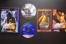 TEKKEN 4 + Dvd BONUS : JEU Sony PLAYSTATION 2 PS2 (Namco COMPLET envoi suivi)
