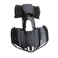 HMParts Quad / ATV 150 - 250 cc u.a Jingling Bashan Plastik Set schwarz Typ 2